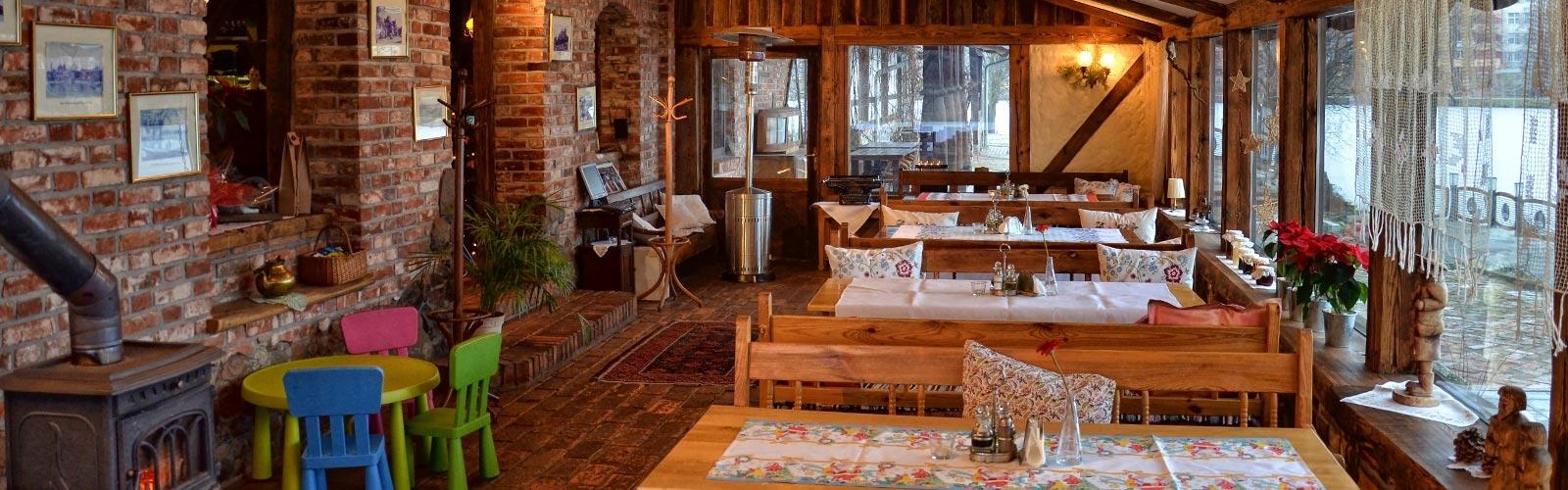 Restauracja Mazury Stary Tartak
